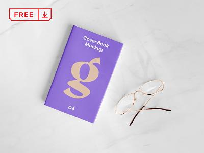 Free Mini Book Mockup freebie free corporate typography design logo branding notebook book psd identity download