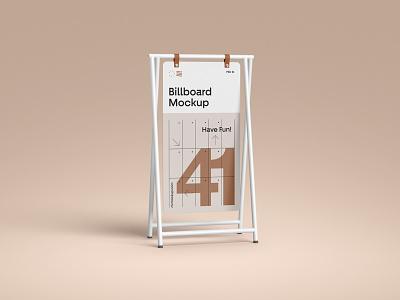 Billboard Mockups PSD Scenes ad mockup mockups billboard design logo template typography branding psd identity download