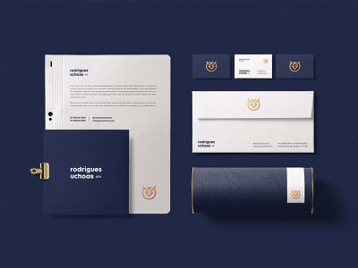 Corporate Stationery Mockups icon