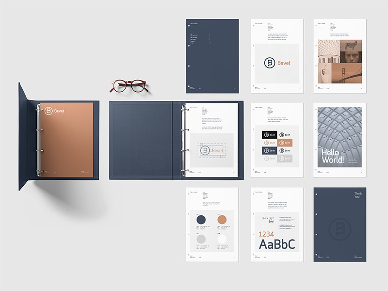 Corporate Stationery Premade Scene design psd logo branding stationery identity mockup download typography businesscard logotype template font print bundle corporate icon