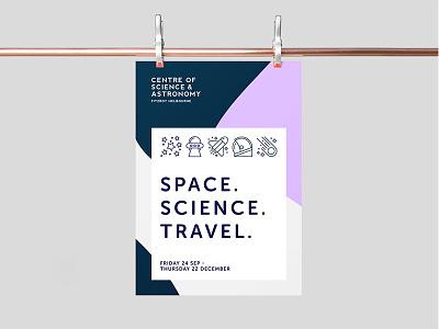 Poster Mockup / Clips typography template stationery psd print mockups logo identity frame font download branding