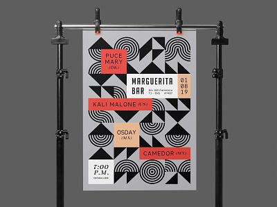 Poster Mockup / Clips branding download font frame identity logo mockups print psd stationery template typography