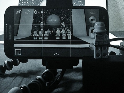 Official Empire Photographer star wars toy photography instagram photography minifig lego