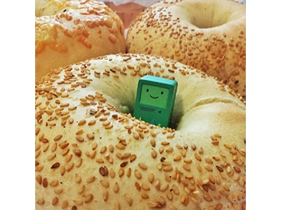 Bagel BMO bagel bmo