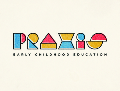 PRAXIS Early Childhood Education Brand Identity