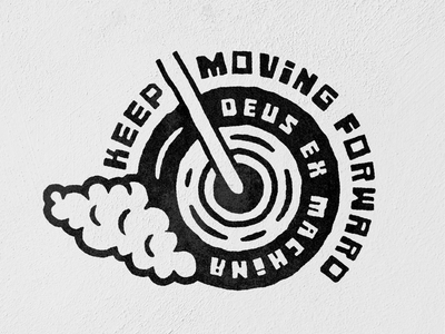 Deus Ex Machina - Keep Moving Forward