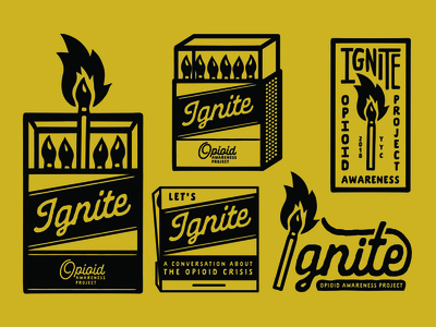 Ignite - Brand Lock Up