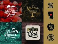 SunnyCider - Sub-Brand Elements