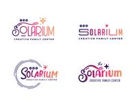 Rejected Solarium Logos