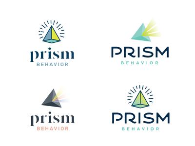Prism Logo Ideas