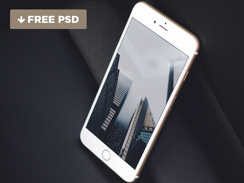 Dribbble iphone6plus