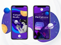 Virtual Reality - Experience of The Universe