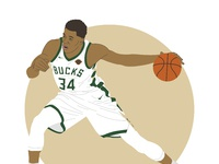 Giannis whitejersey