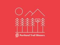 Portland Trail Blazers x Northwest 1