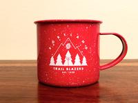 Trail Blazers Camping Mug 2