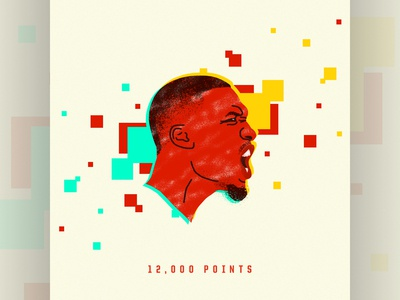 Lillard 12,000 Career Points