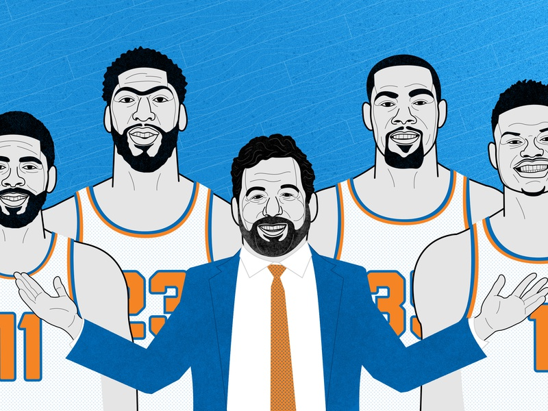 Knicks Super Team?