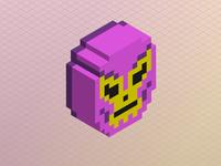 3D Pixel Mask