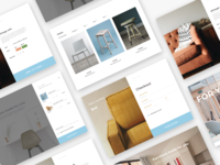 Furniture Store Website