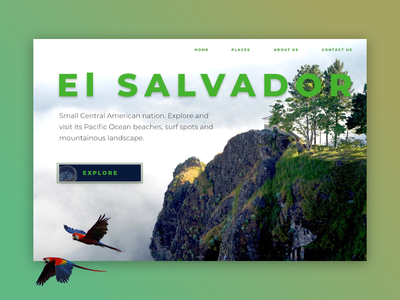 Explore El Salvador