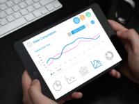Home Utilities iPad Interface