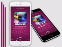 Rush Ergonomic Music App