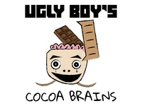Ugly Boy's Cocoa Brains Logo