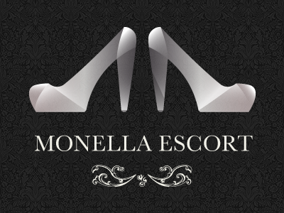 Monella Escort Logo