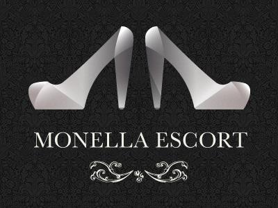Monella Escort Logo monella escort logo