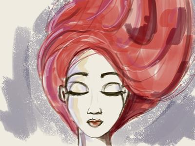 Ariel Sketch
