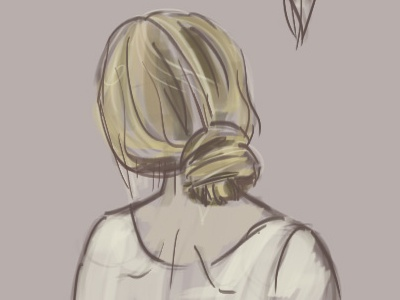 Women Concepts practise sketching women shapes concepts hair