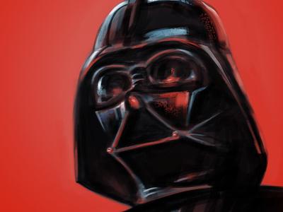 Vader darth vader speed paint icepole-dot-de