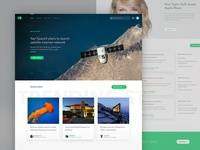 Medium Homepage Experiment