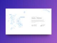 Clients = Partners