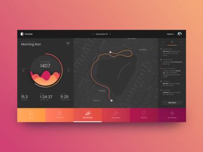 Runster App