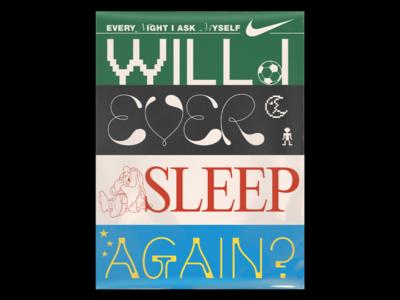 sleep again(?)