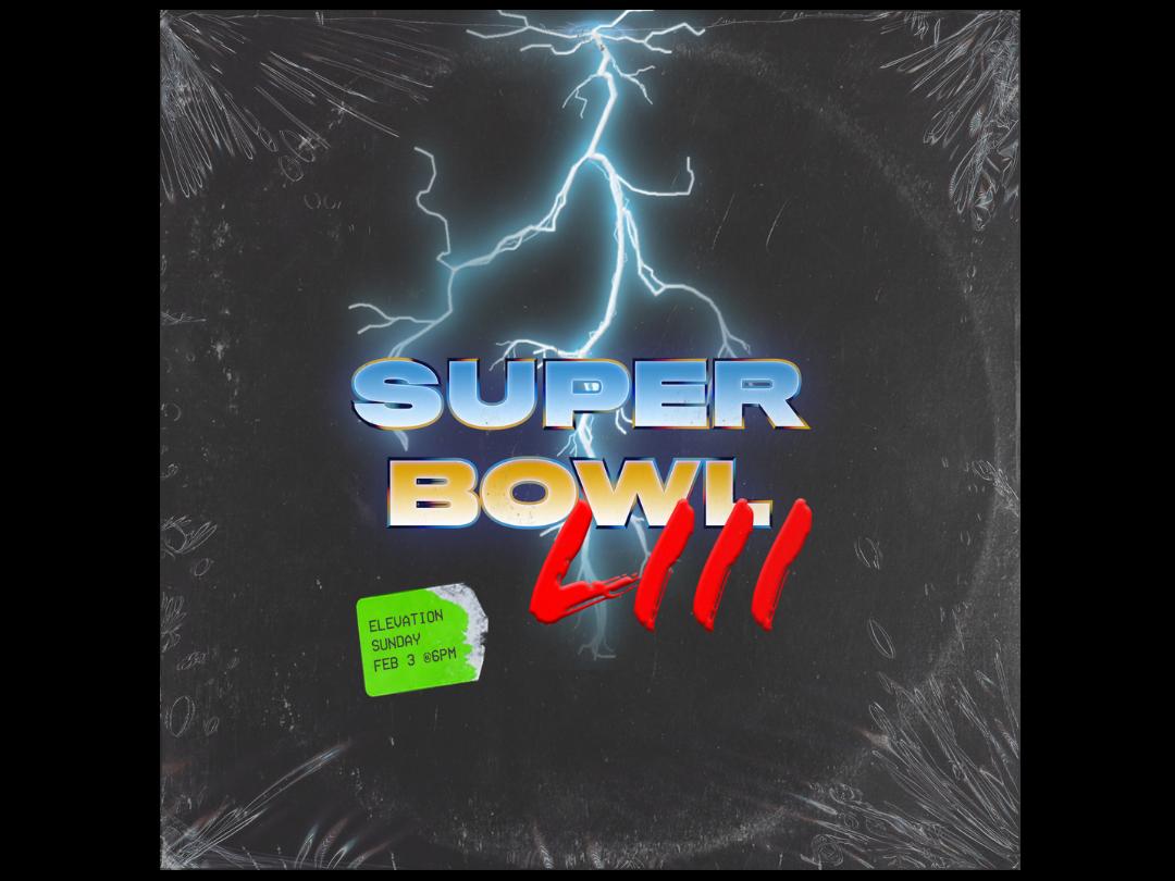 Super Bowl LIII football church design design texture album art album cover art super bowl