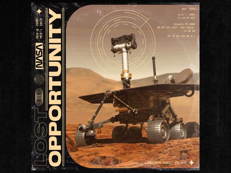 Lost Opportunity texture album art cart design cover art cover album design album cover album nasa mars space