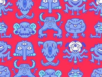 Symmetry Monsters