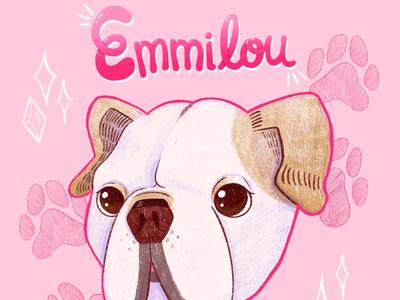 Emmilou Portrait