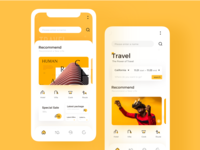 Application Software - Travel