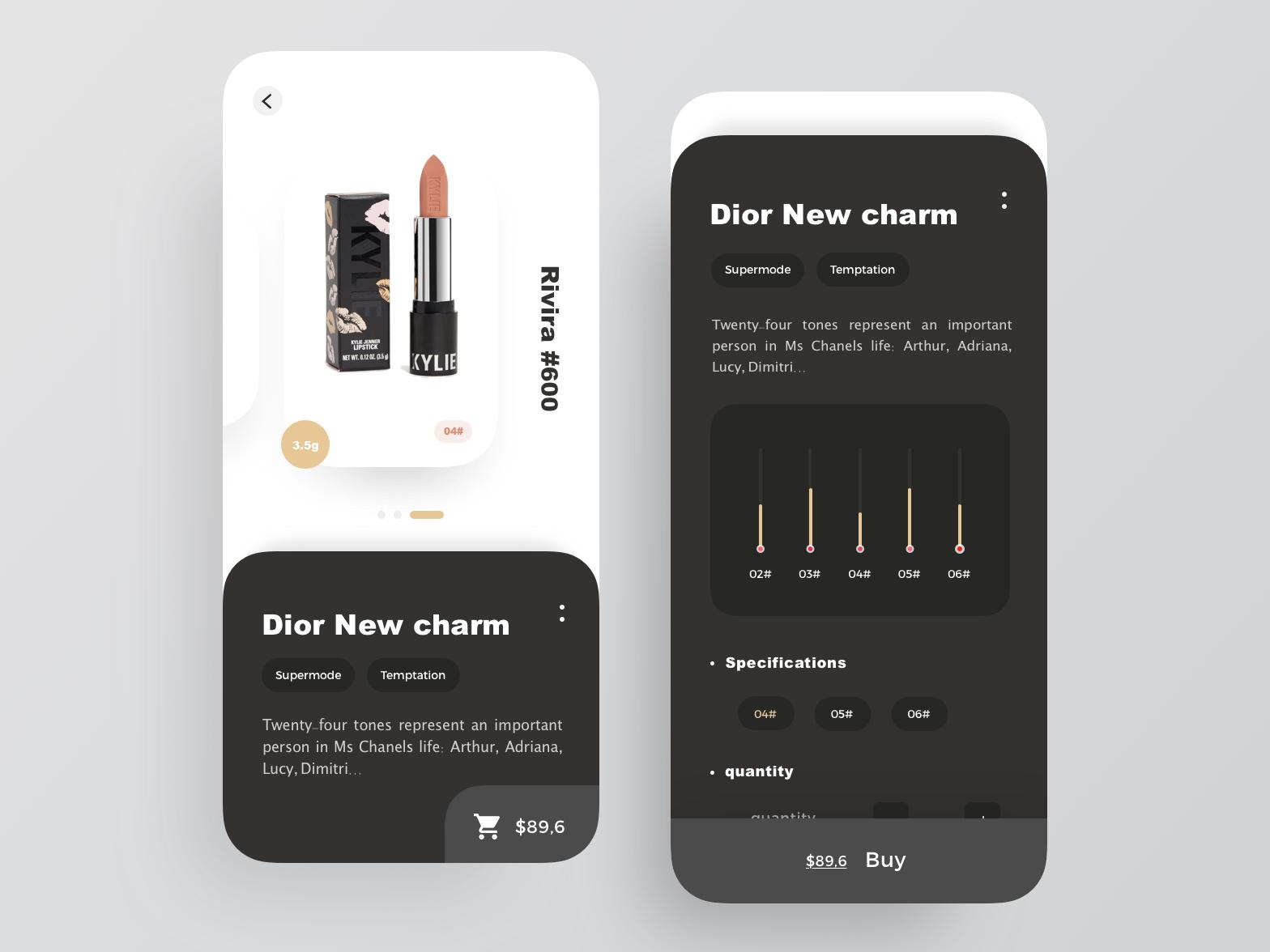 Application Conceptual Design 02 wallet app app 渐变 ux sketch ui hello dribbble design