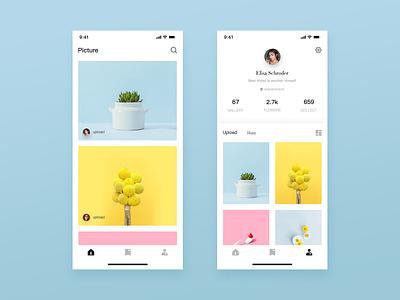 Linyi practice app ui