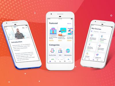 Dribble App Concept 2