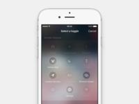 iOS 10 - Advanced Control Center Video
