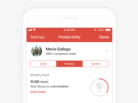Todoist Productivity - iOS