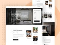 NOVO - Real Estate Landing Page