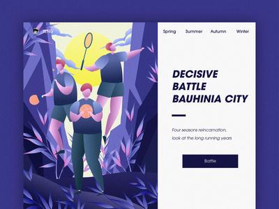 Decisive Battle Bauhinia City