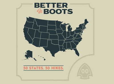 Better in Boots - Map
