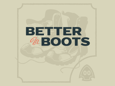 Better in Boots - Title Slide